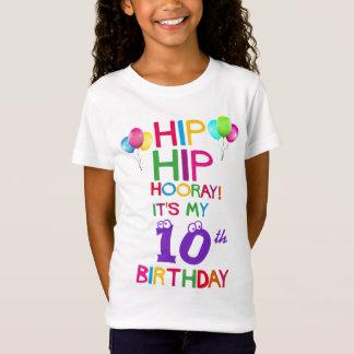 Kids Fun Birthday Party T Shirt - Add Age
