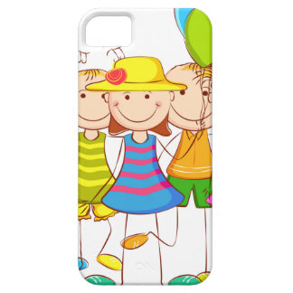 kids-fun iPhone 5/5S cover