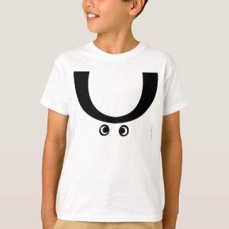 Kids Funny Deer Face T Shirts