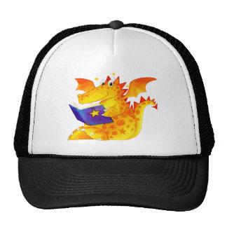 Kid's Funny Halloween Dragon Trucker Hats