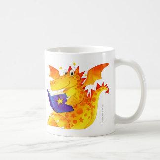 Kid's Funny Halloween Dragon Coffee Mug