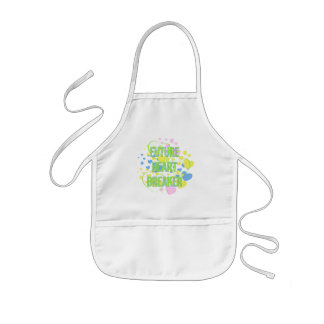 Kids Funny Tee Shirts and Kids Funny Gift Kids Apron