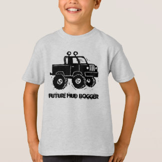 Kids Future Mud Bogger Shirts
