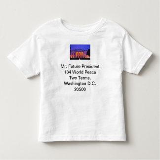 Kids Future President Shirt
