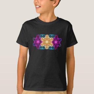 Kids galactic merkabah t-shirt