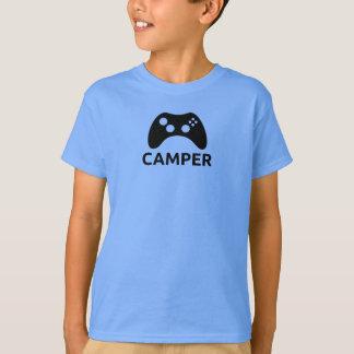 Kid's Gamer T-shirt (in black)