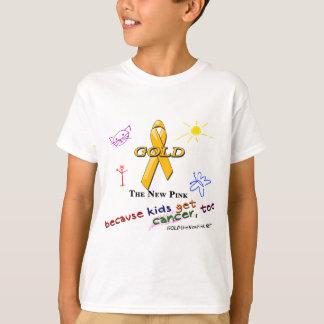 Kids Get Cancer, Too! T-shirt