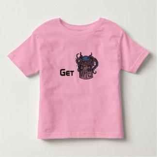 """Kid's """"Get Kraken"""" Ringer T Shirt"""