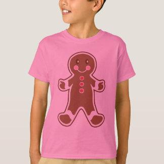 Kid's Gingerbread Boy T-Shirt
