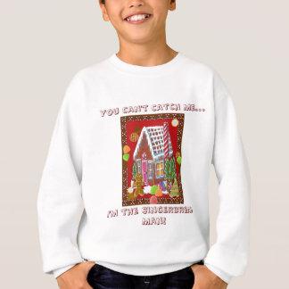 Kids' Gingerbread Man T-Shirt