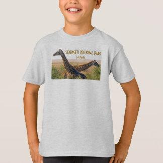 Kid's Giraffes T-shirt