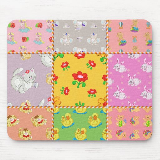 Kid's Girls Toys Mouse Pads