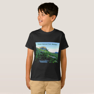 Kids' Glacier National Park TAGLESS® T-Shirt