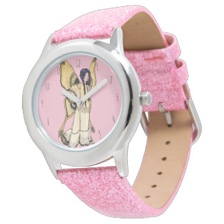Kids' Glitter Fairy Watch