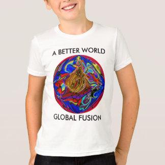 KIDS GLOBAL FUSION T SHIRT