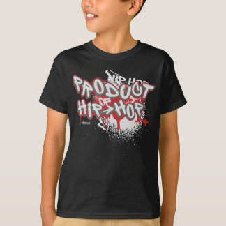 Kids Graffiti: Product of Hip Hop Streetwear T-Shirt