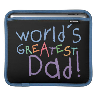 Kids Greatest Dad Father's Day iPad 3 Sleeve Sleeve For iPads