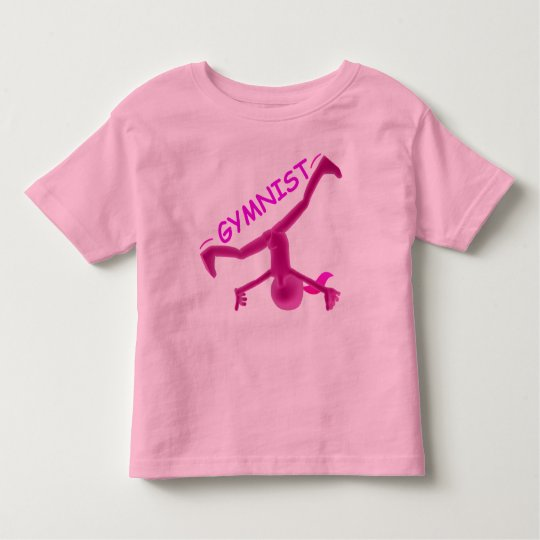 Kids Gymnist T-Shirt