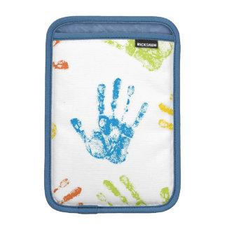 Kids Handprints iPad Mini Sleeve