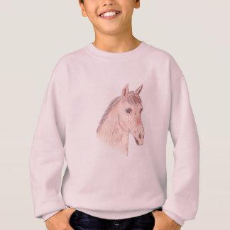 KIDS' HANES COMFORTBLEND SWEATSHIRT - WILD HORSE