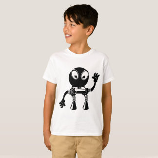 Kids' Hanes TAGLESS® T-Shirt  boy Exotic man robot