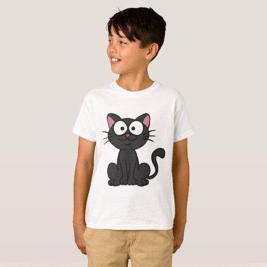 Kids' Hanes TAGLESS® T-Shirt CAT