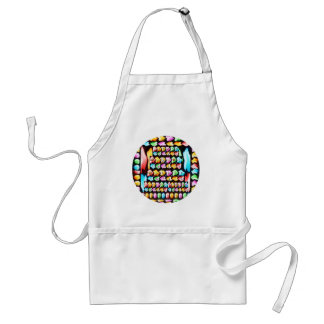 KIDS Happy Birthday Collection 2011 Jan 8 Standard Apron