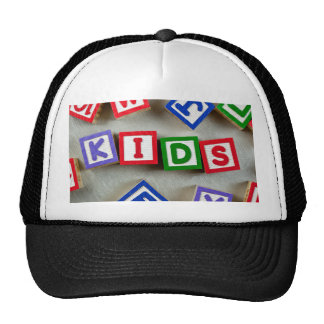 Kids Mesh Hat