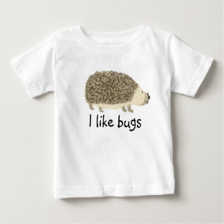 Kids Hedge Hog Graphic T-Shirt