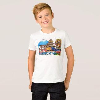 Kid's Hello World Japan t-shirt