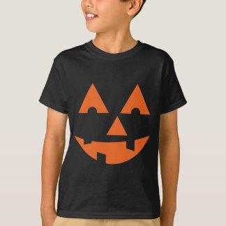 Kids Holloween Jack O'Lantern Shirt