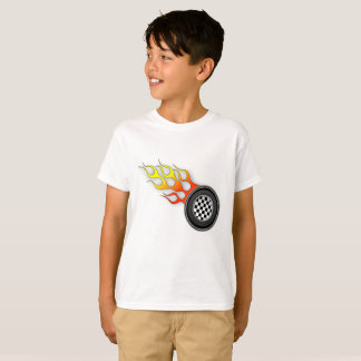 Kids Hot Wheels Tee
