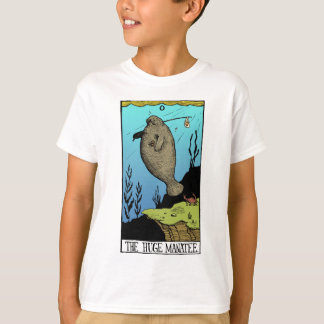 Kids' Huge Manatee light T-shirt