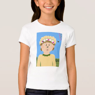 Kids Humorous Tees--Little Distractions In Life. Tshirts