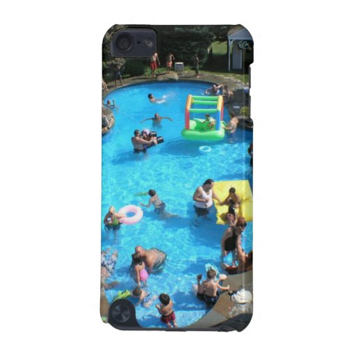 Kid's In The Pool iPod Touch (5th Generation) Cover