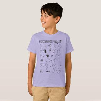 Kids' Interesting Manatees t-shirt