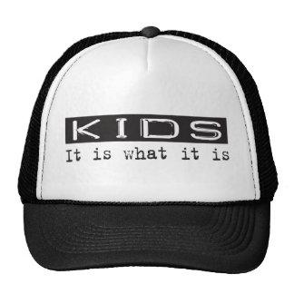 Kids It Is Hat