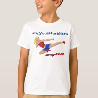 Kid's Jessie Graff Ninja Shirt