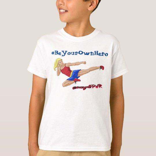 Kid's Jessie Graff Ninja Shirt