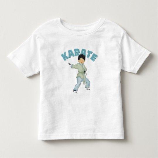 Kids Karate Gift Toddler T-Shirt