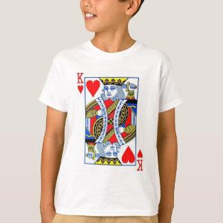 Kids King Of Heart T-Shirt