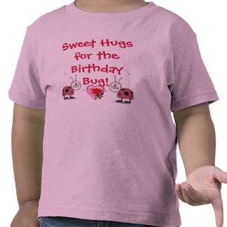 Kids Ladybug Birthday T-Shirt
