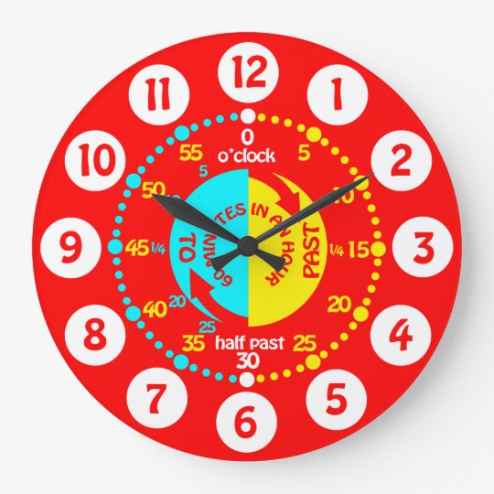 Free Printable Clock To Teach Kids How To Tell Time | Kid ...