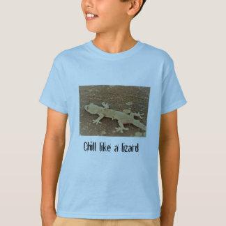 Kid's lizard shirt