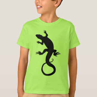 Kid's Lizard T-shirt Boys Girls Cool Reptile Shirt
