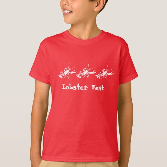 Kids Lobster Fest T-Shirt