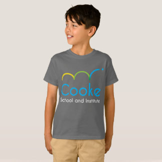 Kids Logo T-Shirt - Dark Colors