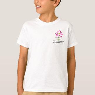 Kid's Lotus Heart Zen T-Shirt