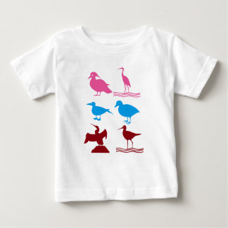 KIDS love Birds Fly Pets Wild Animals Baby T-Shirt