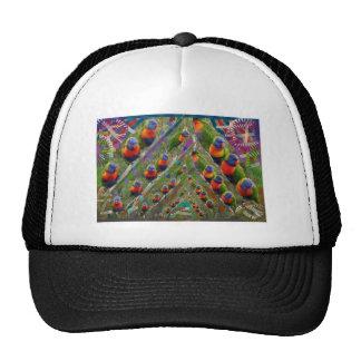 KIDS love Parrots Mesh Hat
